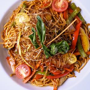 Drivu Singapore Noodles