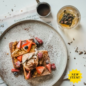 Drivu ATB French Toast