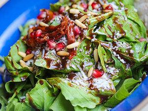 Drivu Rocca Salad