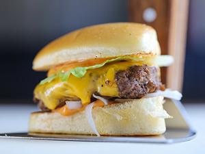 Drivu Triangle Mini Burger