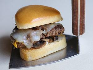 Drivu Hongo Mini Burger