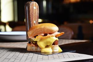 Drivu Nacho Mini Burger