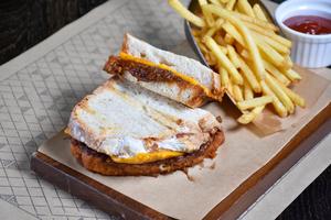 Drivu Brisket Sandwich