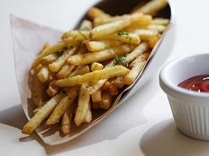 Drivu Truffle Fries