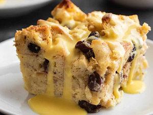 Drivu Bread Pudding