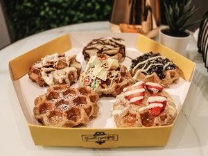 Drivu Waffle Bites (6 bites)