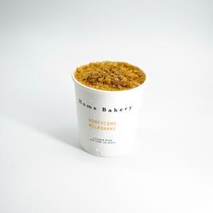 Drivu Honeycomb Milkshake Ice Cream