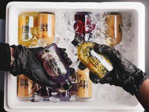 Drivu Passion Crush Mojito Mini Bottle (150ml)