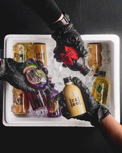 Drivu Berry Breeze Mojito Mini Bottle (150ml)