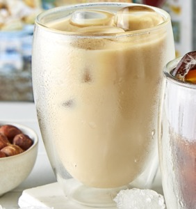 Drivu Hazelnut Milk Coffee