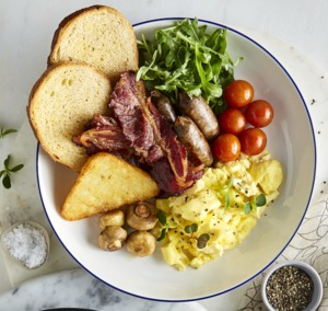 Drivu The Big Breakfast