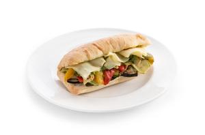 Drivu Vegetariano Sandwich