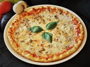 Drivu Funghi Pizza