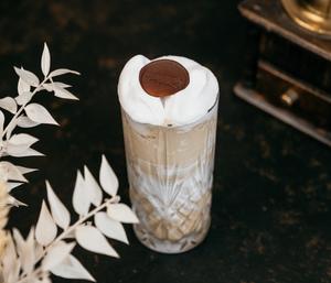 Drivu Iced Vanilla Bean Latte