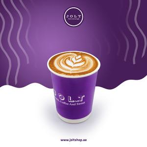 Drivu Hot JOLT coffee