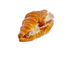 Drivu Croissant Roast Beef with Cheese
