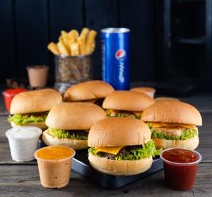 Drivu Mini Burgers ميني برجر