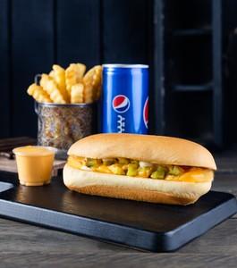 Drivu Hot Dog نقانق