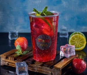 Drivu Strawberry Mojito موهيتو فراولة