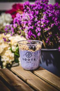 Drivu Lavender Chia Pudding