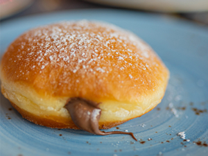Drivu Nutella Donut
