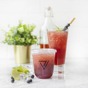 Drivu Blueberry Lemonade Iced Tea