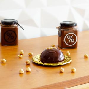 Drivu Hazelnut & Dark Chocolate Mousse
