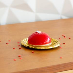 Drivu Cheesecake & Strawberry Mousse
