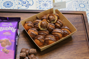 Drivu Cadbury Luqaimat