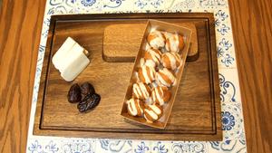 Drivu Dates & Cream Cheese Luqaimat