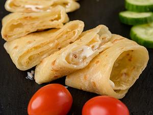 Drivu Cheese Chapati