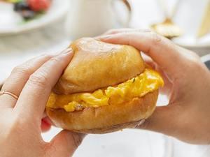 Drivu Egg-Fast Sandwich