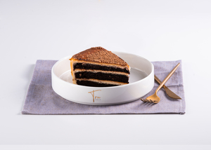 Drivu Salted Caramel Cake