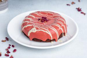 Drivu Rose Lava Cake