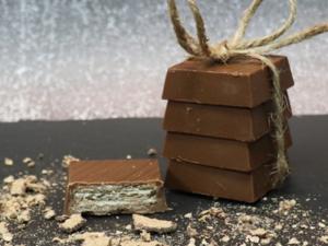Drivu 500g Milk Chocolate with Wafer