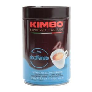 Drivu Decaffeinato Ground Coffee 250g Tin