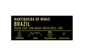 Drivu Brazil Mantiqueira de Minas 1000g