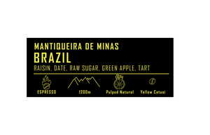 Drivu Brazil Mantiqueira de Minas 300g