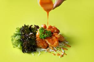 Drivu Omagi Bang Shrimp