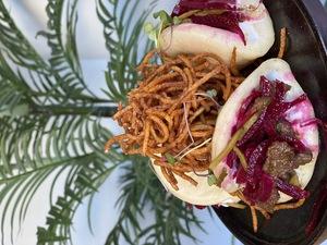 Drivu Beef Shawarma Bao