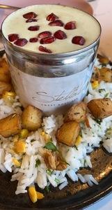 Drivu BBQ Pulled Chicken Rice