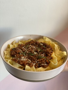 Drivu Wagyu Beef Bolognese