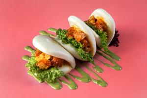 Drivu Ebi Baggu Sandwich