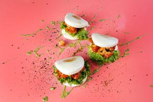 Drivu Chicken Baggu Sandwich