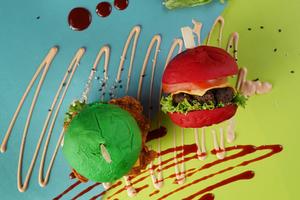 Drivu Sukoshi Burger