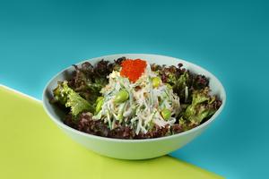 Drivu Crab Stick Salad