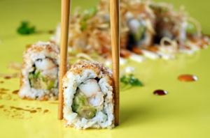 Drivu Crab Feast Roll