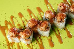 Drivu Shrimp Pop Roll