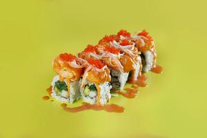 Drivu Shrimp Crab Roll