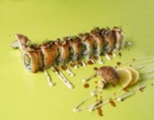 Drivu Salmon Steak Roll